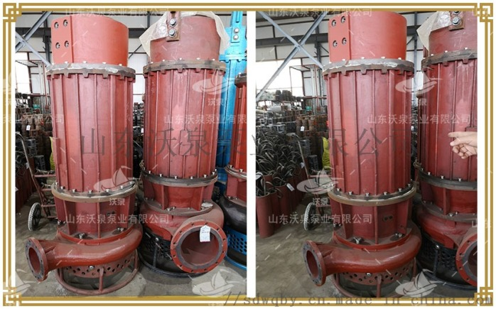淄博厂家直销 化工钢铁厂污水泵 耐磨渣浆泵83152932