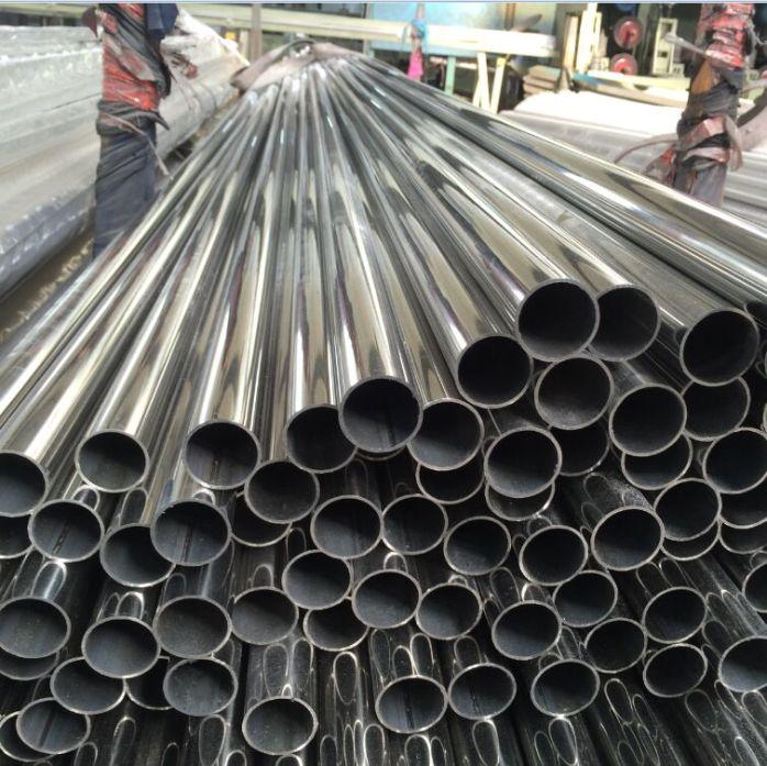 201不锈钢方管规格 10*20不锈钢拉丝管 SUS201不锈钢焊管规格701820345