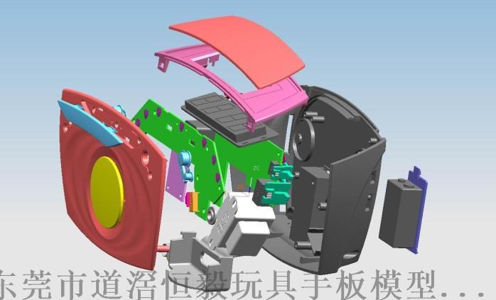深圳家用電器,產品設計,玩具設計,零件抄數84097355