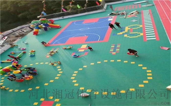 學校小米組合拼裝地板品牌工程實景:邯邰鎮:楚雄州:84492695