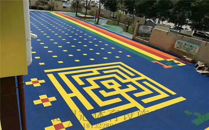 學校小米組合拼裝地板品牌工程實景:邯邰鎮:楚雄州:84492635
