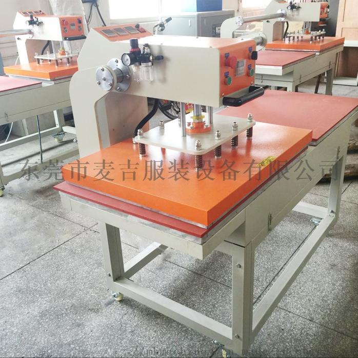 气动热转印机 双工位烫画机85619335