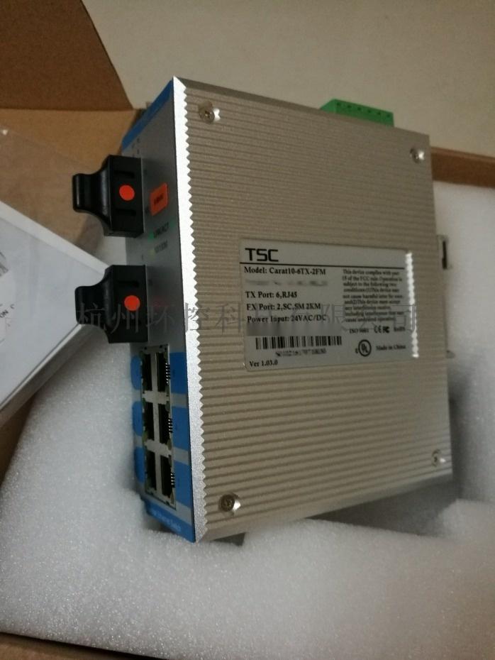 卓越TSCCarat10-6TX-2FS20交換機86294915