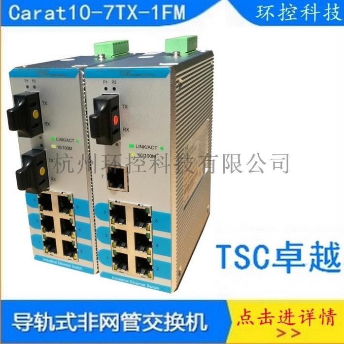 TSC卓越Carat10-7TX-1FS20交換機86364885