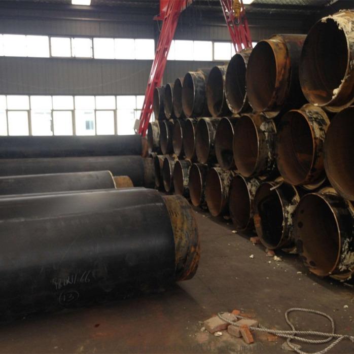 直埋聚氨酯保温管,聚氨酯保温管生产厂家86181652