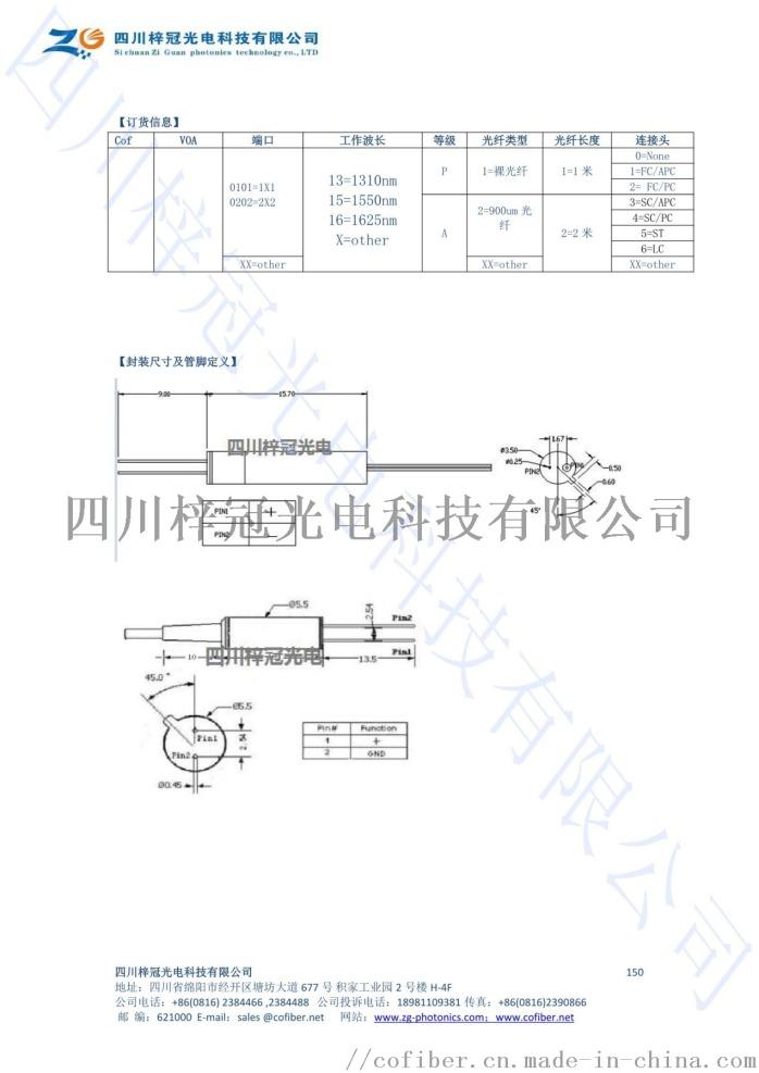 PM MEMS光衰减器(反射式)2.jpg