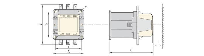 CJ20-10A 交流接触器87208935