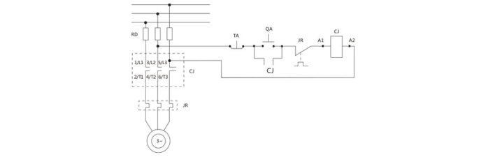 CJ20-10A 交流接触器87208905