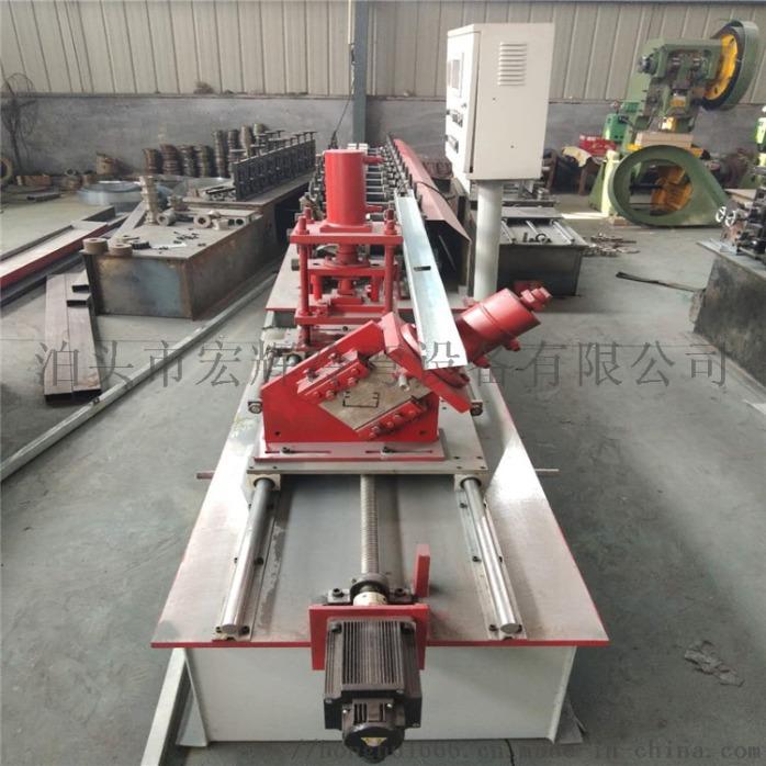 轻钢龙骨加工设备 龙骨生产机器 吊顶龙骨生产设备799452522