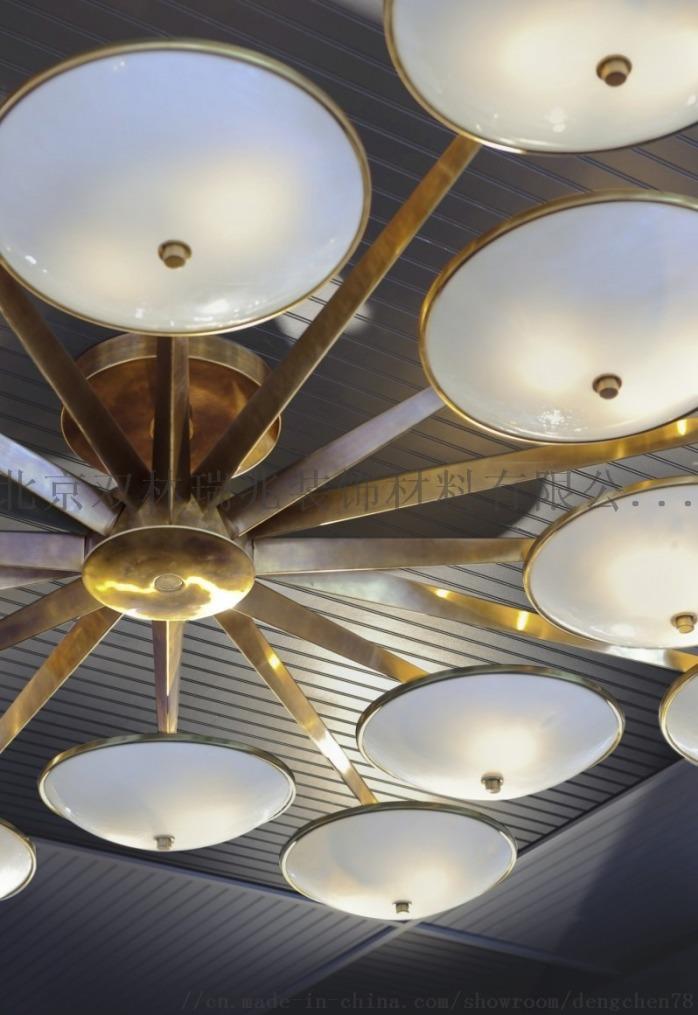 別墅躍層客廳水晶吊燈801851272