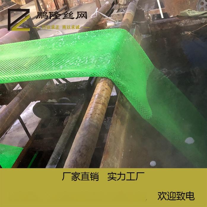 鹏隆 绿色塑料养殖网 塑料平网 塑料平网厂家801893442