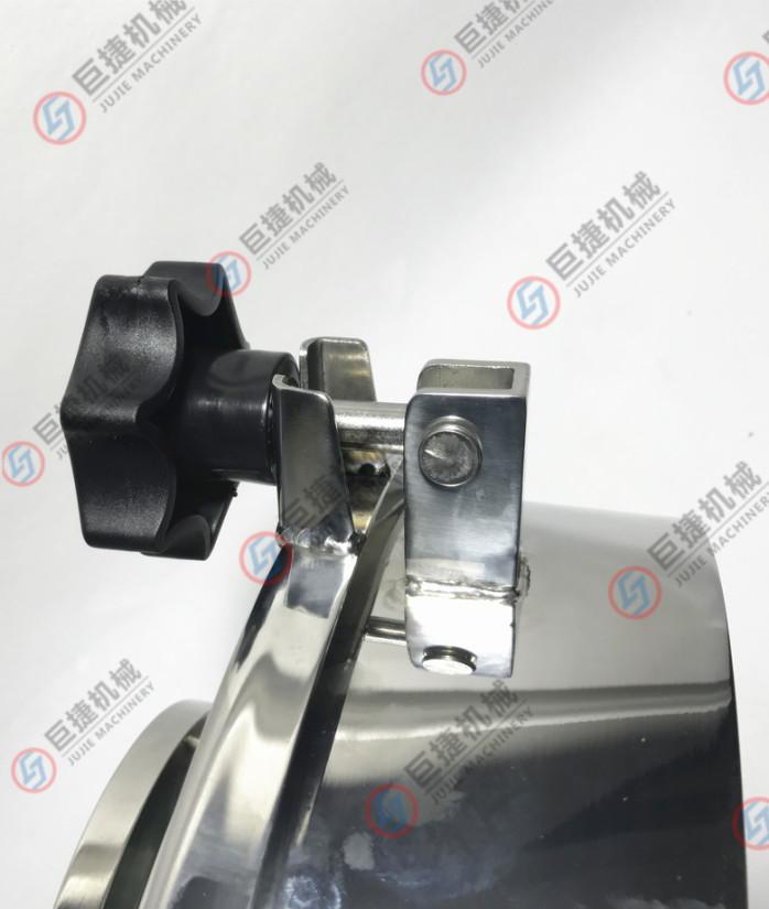 温州产卫生级带视镜常压人孔 卫生级人孔 不锈钢人孔37808605