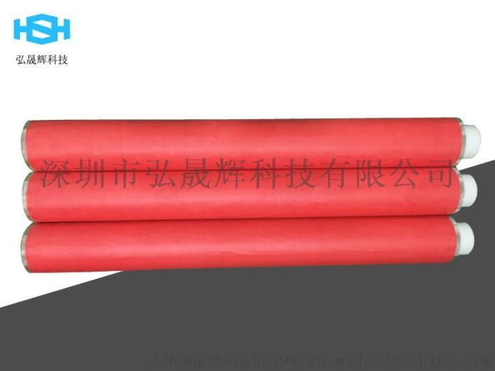 複合耐高溫皺紋紅美紋膠帶 防靜電紅美紋矽膠膠帶772969062