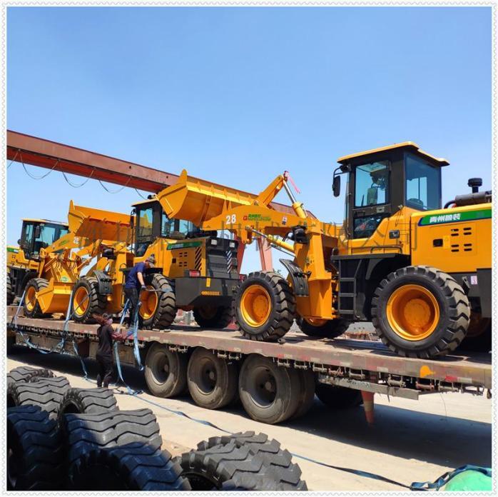 青州山工牌直銷28裝載機4108動力 加高臂剷車91905852