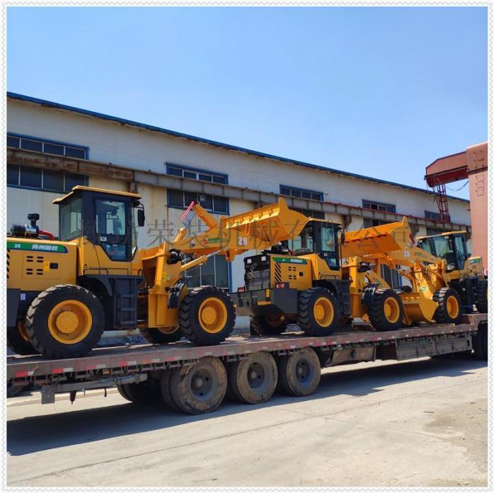 青州山工牌直銷28裝載機4108動力 加高臂剷車91905832