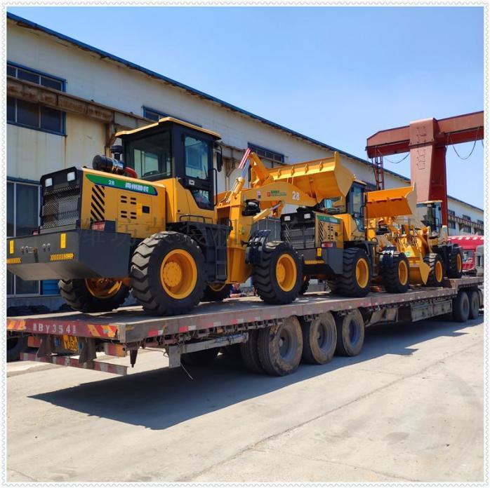 青州山工牌直銷28裝載機4108動力 加高臂剷車91905822