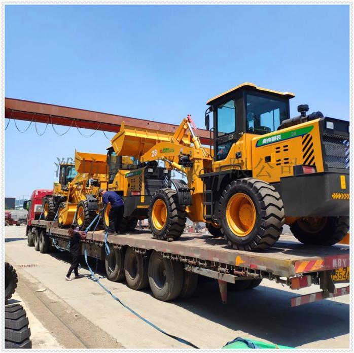 青州山工牌直銷28裝載機4108動力 加高臂剷車91905842