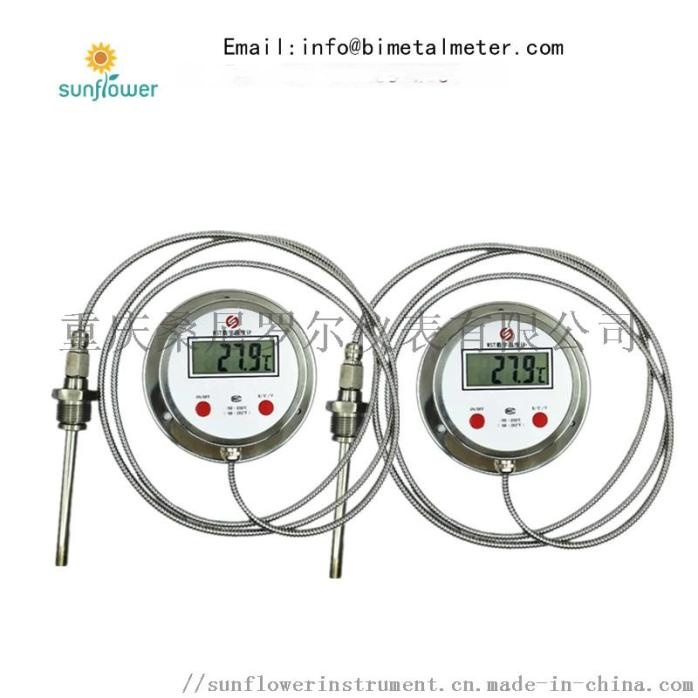 WSTDTM491 压力式气体膨胀式毛细管温度计804888212