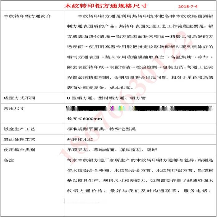 铝方管隔断安装 广东厂家专业生产氟碳木纹门头铝方通88676915