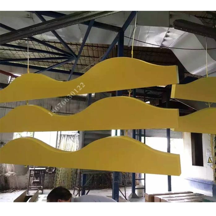 厂家制做全铝方通吊顶 弧形铝方通价 格实惠806153005