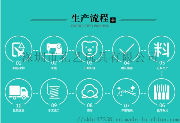 源頭廠家生產毛絨玩具公仔運動會形象吉祥物789860105