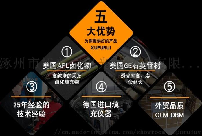旭普瑞 日本膠印機用23kw乾燥固化高壓汞燈93505652