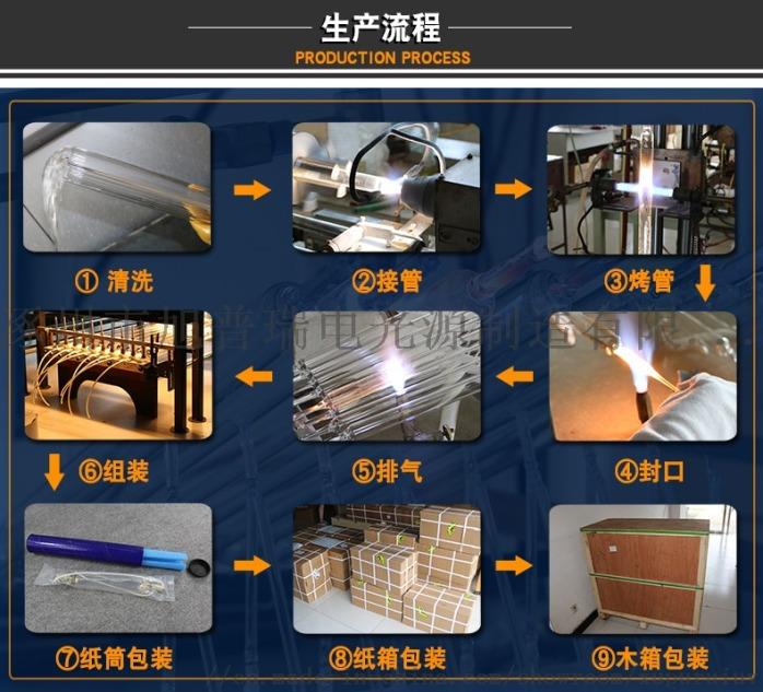 旭普瑞 日本膠印機用23kw乾燥固化高壓汞燈93505622