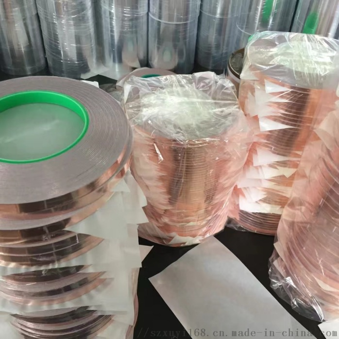 生產 雙面帶膠雙導銅箔膠帶 電磁遮罩銅箔膠帶798800962