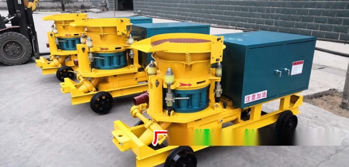 供应混凝土干喷机护坡隧道干喷机PZ-6电动喷浆机94321502