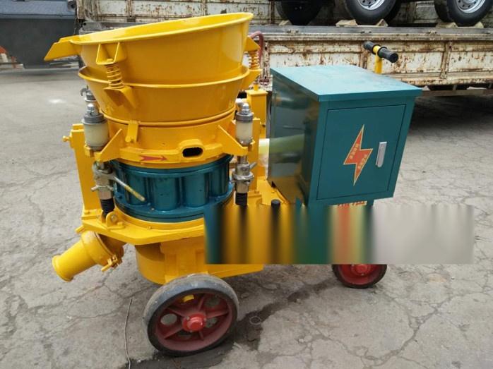 供应混凝土干喷机护坡隧道干喷机PZ-6电动喷浆机94321312