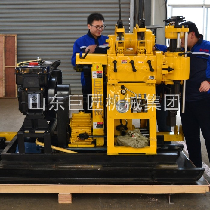 HZ-200YY液压钻机(柴油机动力)1.jpg