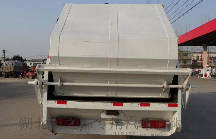 东风10方压缩式垃圾车报价——压缩式垃圾车配置95491165