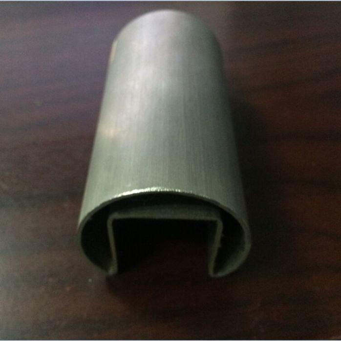 304不锈钢拉丝圆管 美标ASTM拉丝不锈钢管 30*50不锈钢管700495885