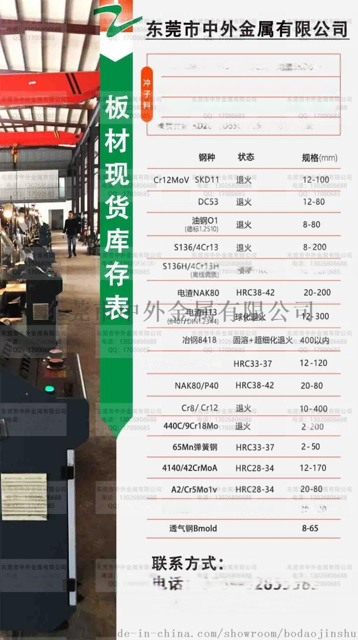 中外品牌SKH9高速鋼板SKH-9圓鋼棒熱處理85067035
