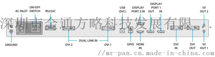 55寸4K医疗腹腔镜监视器FM-C5501DV814981125
