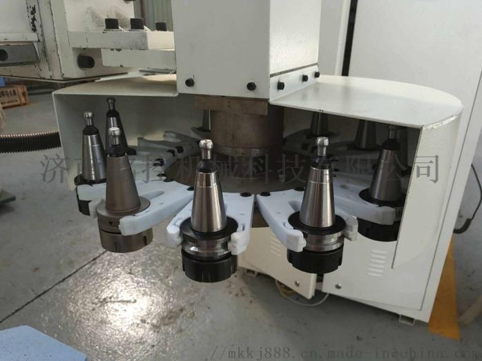 吸塑门板专用开料机,圆盘换刀加工中心报价77714812