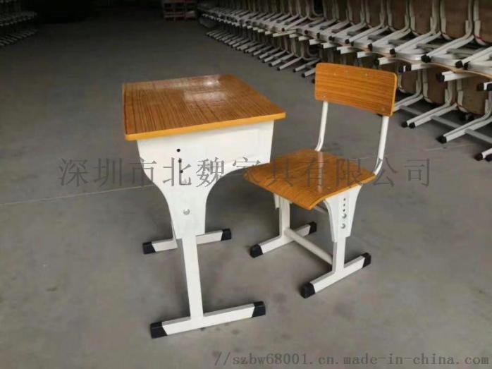 广东教育机构专用钢木课桌椅、学生课桌96102075