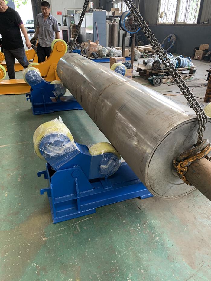 广东30吨40吨滚轮架厂家自调式滚轮架可调式滚轮架95124842