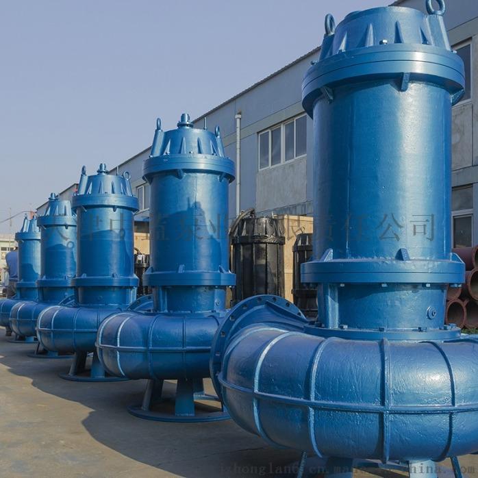 JYWQ搅匀式污水泵 大流量潜水污水泵810455482