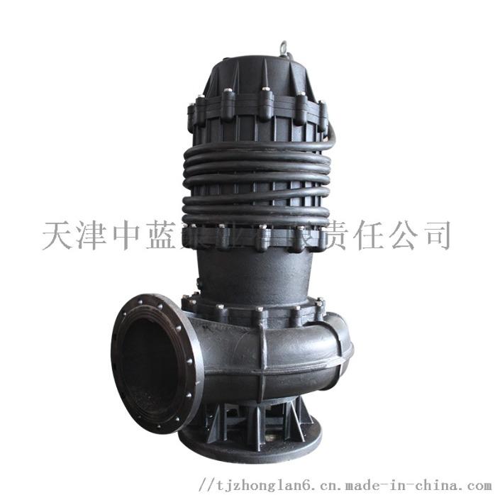 JYWQ搅匀式污水泵 大流量潜水污水泵810455492