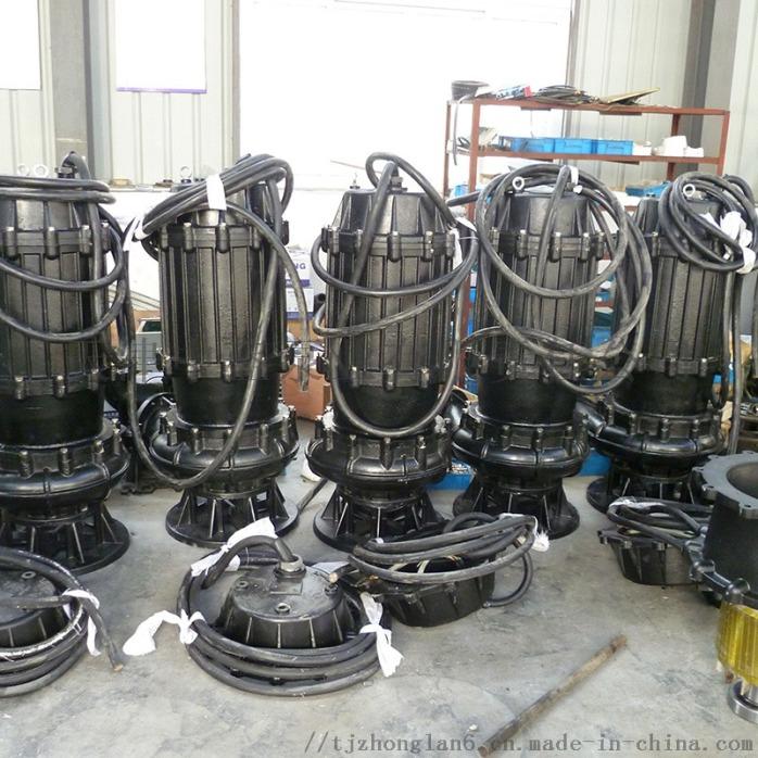 JYWQ搅匀式污水泵 大流量潜水污水泵810455462