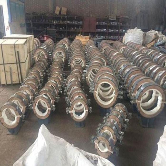 专业生产导向滑动保冷管托 防腐隔热管托810673402