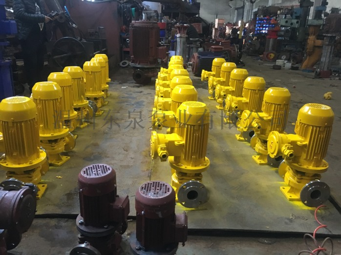 IHGB不鏽鋼防爆型管道離心泵816828035