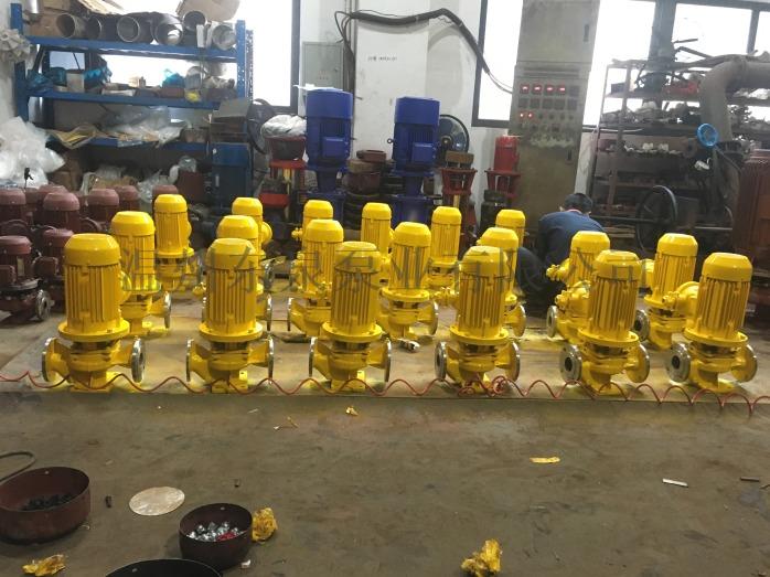 IHGB不鏽鋼防爆型管道離心泵816828015