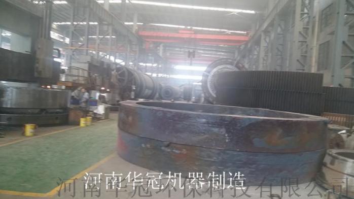 高岭土煅烧回转窑设备厂家如何选择河南华冠98322272