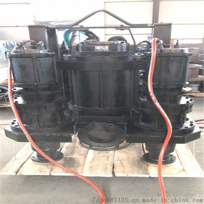耐高温潜水渣浆泵 沉淀池大口径渣浆泵813343362