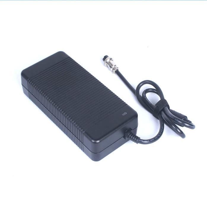 大功率警用设备54.6V6A磷配铁锂电池充电器813527332