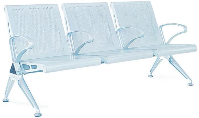 廣東醫院不鏽鋼候診椅/等候椅14000135