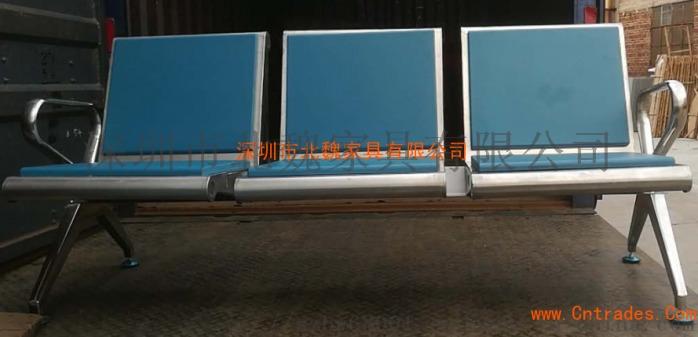 不鏽鋼排椅系列產品廠家、會議室排椅、PU排椅96007075