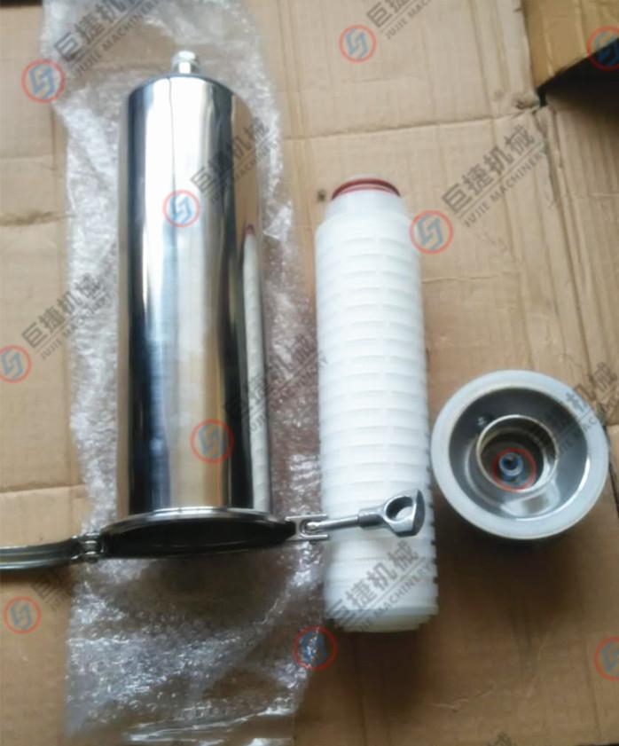 不锈钢前置过滤器/单级管道式净水器/单芯过滤器37657715